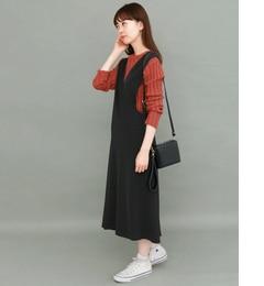 【ケービーエフ/KBF】 KBF 変形ジャンパースカート [送料無料]