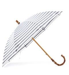 【エリオポール/HELIOPOLE】 Traditional Weatherwear ボーダー柄傘 [送料無料]