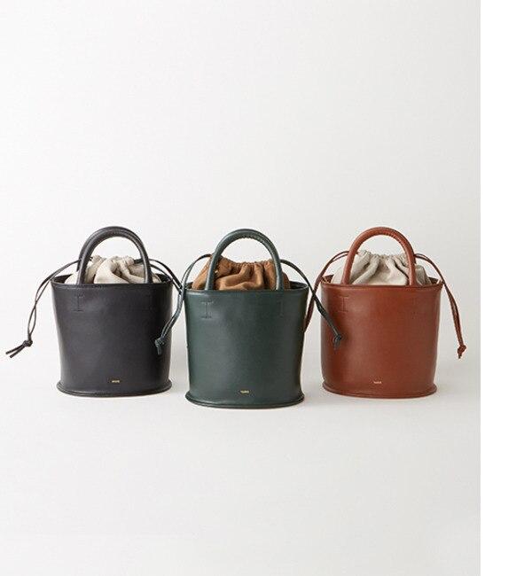 【エリオポール/heliopole】 VASIC miniバケツ型トートバッグ [送料無料]