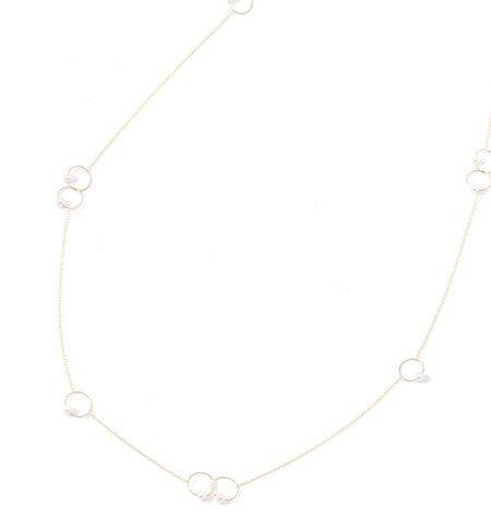 【エリオポール/heliopole】 Melissa McArthur Jewellery ロングネックレス [送料無料]