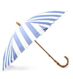 【エリオポール/heliopole】 Traditional Weatherwear ストライプ柄長傘 [送料無料]