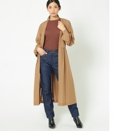 【エリオポール/HELIOPOLE】 ◆2017AW新作◆ ペーパーローン 羽織りコート [送料無料]