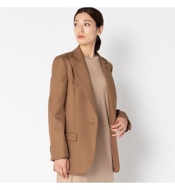 【エリオポール/HELIOPOLE】 raspail ウールジャケット