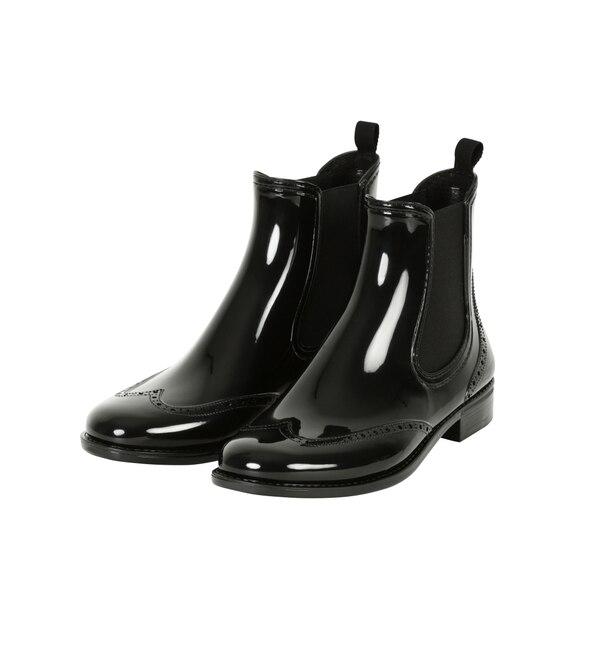 【トラディショナル ウェザーウェア/Traditional Weatherwear】 WING TIP SIDEGORE RAINBOOTS