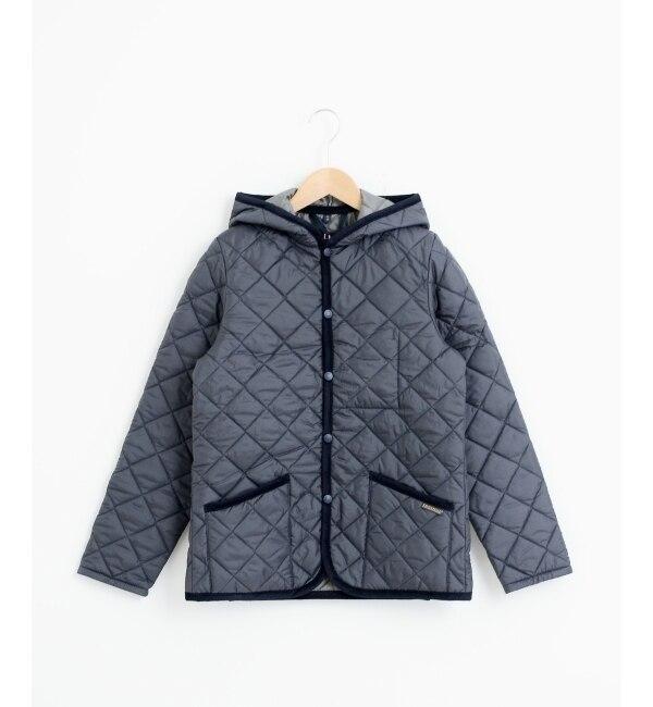 【ルクールブラン/le.coeur blanc】 ラベンハムキルティングジャケット [送料無料]