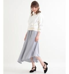 【マジェスティックレゴン/MAJESTIC LEGON】 マーメイドシルエットスカート [送料無料]