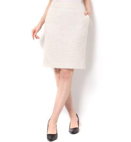 【テチチ/Te chichi】 ファンシーツイードスカート [3000円(税込)以上で送料無料]