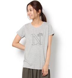 【テチチ/Te chichi】 NココナッツTシャツ [3000円(税込)以上で送料無料]