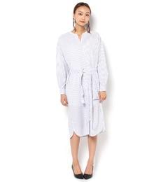 【テチチ/Te chichi】 羽織りシャツワンピース [3000円(税込)以上で送料無料]