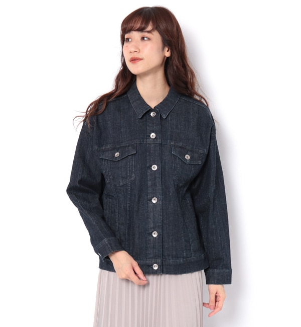 【テチチ/Te chichi】 BIGデニムジャケット