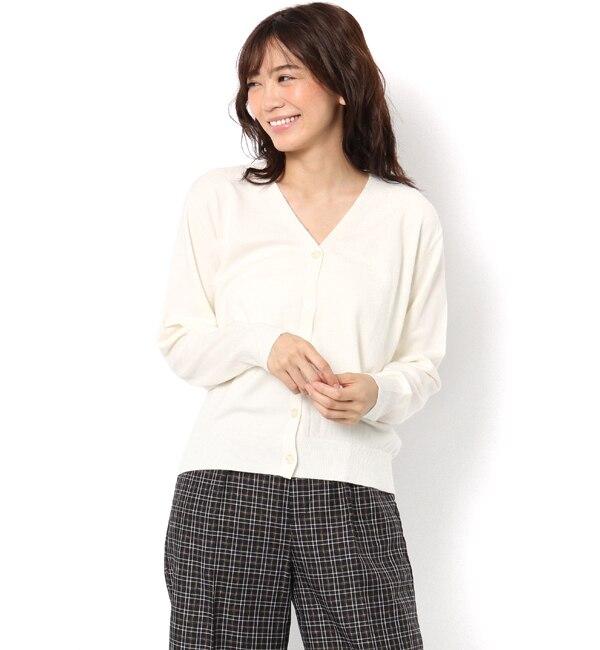 【テチチ/Te chichi】 EXファンクション VネックCD 長袖