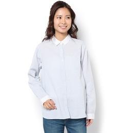 【サマンサモスモス/Samansa Mos2】 クレリックシャツ [3000円(税込)以上で送料無料]