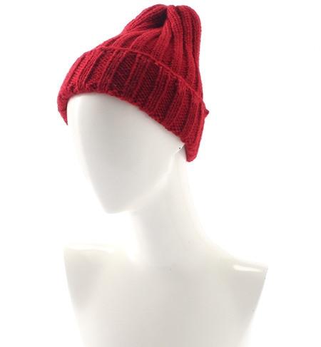 【サマンサモスモス/Samansa Mos2】 ネパール製手編みニット帽 [3000円(税込)以上で送料無料]