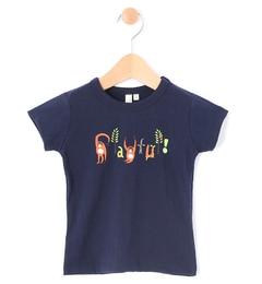 【ラーゴム/LAGOM】 オランウータンロゴTシャツ(子供) [3000円(税込)以上で送料無料]