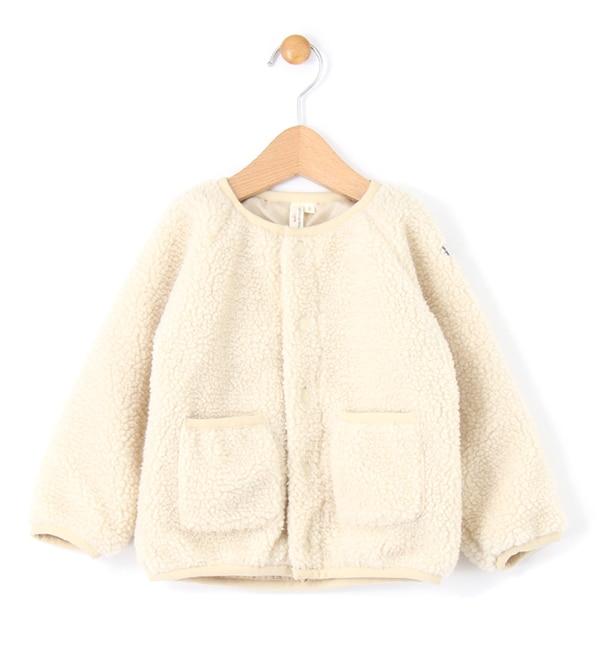 【ラーゴム/LAGOM】 ボアジャケット