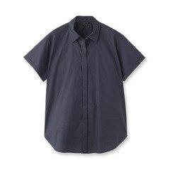 【アンタイトル/UNTITLED】 フライフロントシャツ [送料無料]