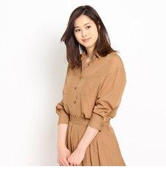 【クードシャンス/COUPDECHANCE】ツイルダブルポケットシャツ[送料無料]