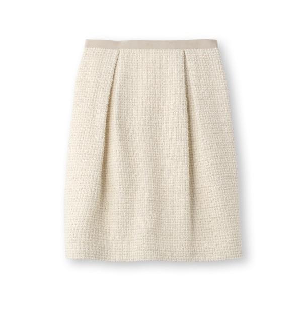 【リフレクト/Reflect】 ファンシーツイードタイトスカート [送料無料]