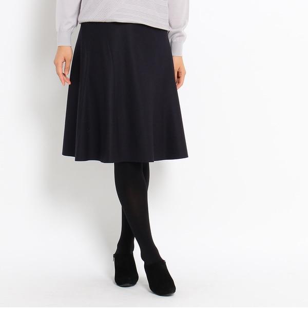 【リフレクト/Reflect】 【VERY12月号掲載】圧縮スムースウールスカート [送料無料]