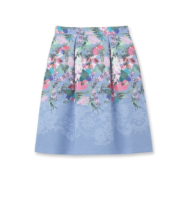 【スーナウーナ/SunaUna】 シノワガーデンSスカート [送料無料]