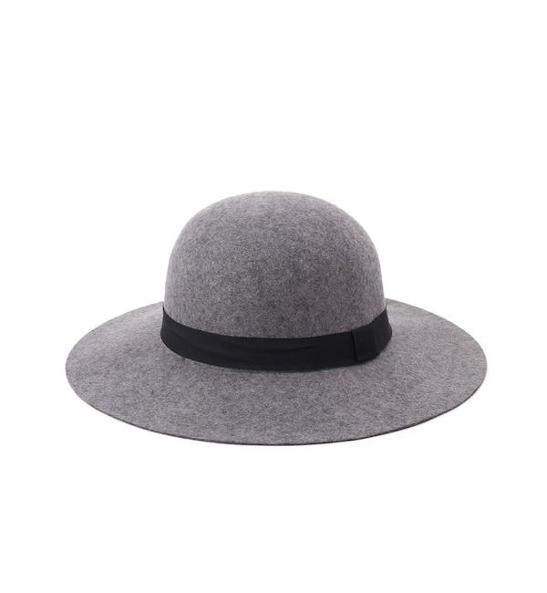 【スーナウーナ/SunaUna】 ウールフェルト女優帽