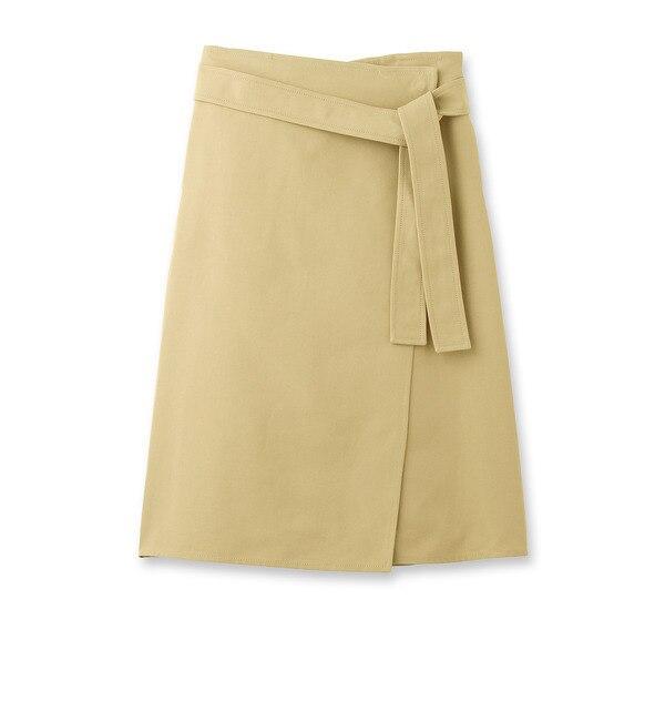 【ドレステリア/DRESSTERIOR】 ダブルクロスコットンスカート [送料無料]