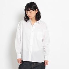 【ドレステリア/DRESSTERIOR】 タイプライターコットンシャツ [送料無料]