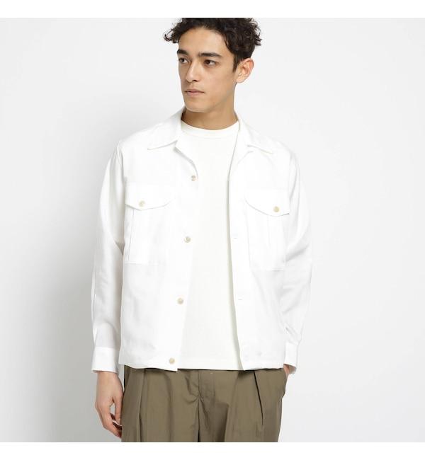 【ドレステリア/DRESSTERIOR】 HAVERSACK(ハバーサック)ポケットシャツ