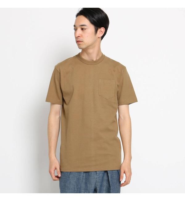 【ドレステリア/DRESSTERIOR】 ANATOMICA ポケットTシャツ