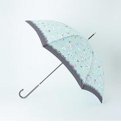 【グローブ/grove】 晴雨兼用ブルーミングフラワー傘(長傘) [3000円(税込)以上で送料無料]