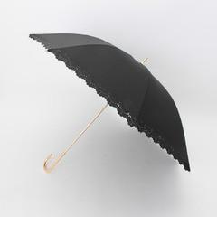 【グローブ/grove】 スカラップ晴雨兼用長傘 [3000円(税込)以上で送料無料]