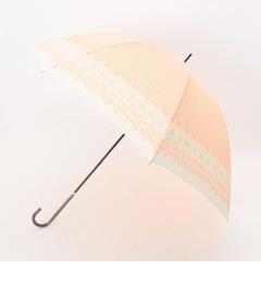 【グローブ/grove】 フラワーレース晴雨兼用長傘 [3000円(税込)以上で送料無料]