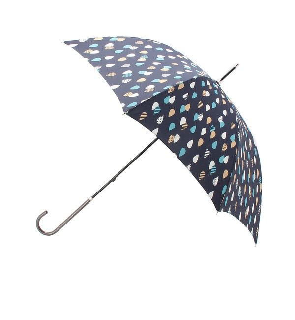 【グローブ/grove】 レインドロップ晴雨兼用長傘 [3000円(税込)以上で送料無料]