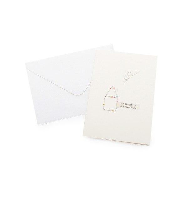 【グローブ/grove】 Wire card [3000円(税込)以上で送料無料]