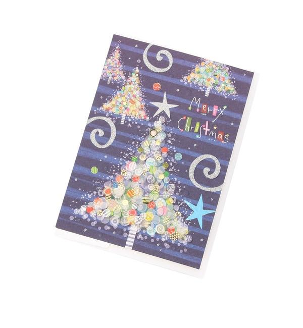 【グローブ/grove】 クリスマスカード [3000円(税込)以上で送料無料]