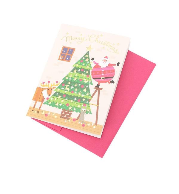 【グローブ/grove】 カジュアルクリスマスカード [3000円(税込)以上で送料無料]