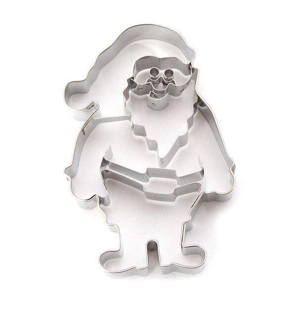 【グローブ/grove】 クッキーカッター(サンタクロース) [3000円(税込)以上で送料無料]