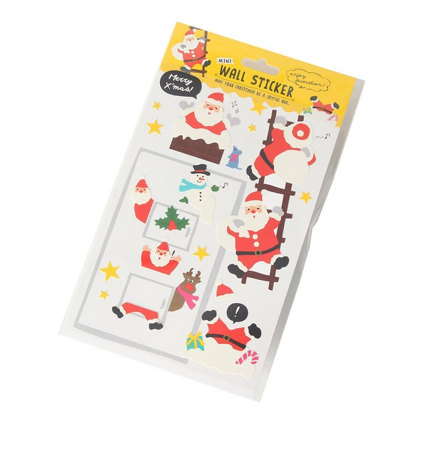 【グローブ/grove】 ミニクリスマスウォールステッカー [3000円(税込)以上で送料無料]