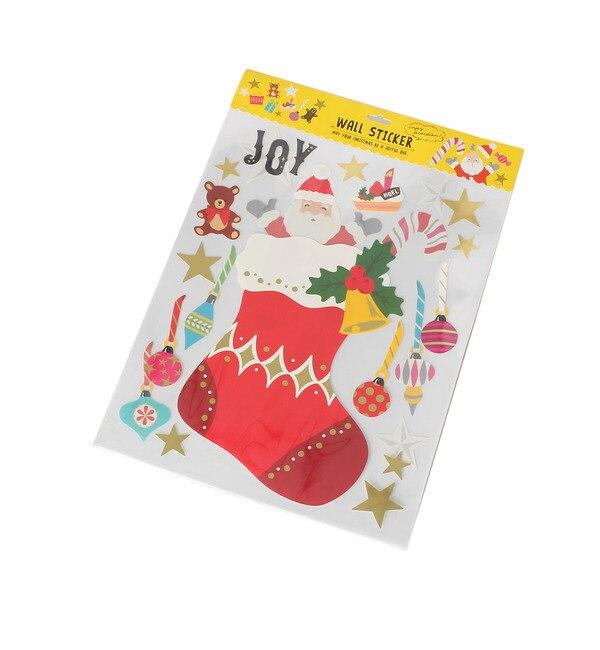 【グローブ/grove】 クリスマスウォールステッカー [3000円(税込)以上で送料無料]