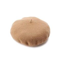 【グローブ/grove】シンプルバスクベレー帽[3000円(税込)以上で送料無料]