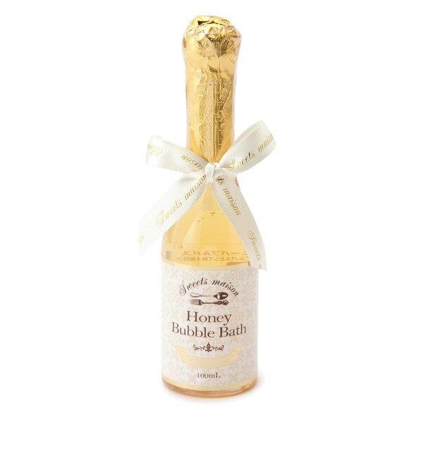 【グローブ/grove】 SweetsMaison ワインボトル型バスジェル(オレンジ&ハニー) [3000円(税込)以上で送料無料]