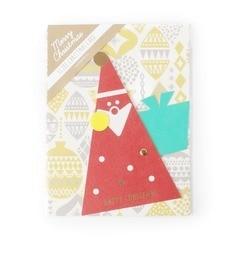 【グローブ/grove】 クリスマスカード(スライド) [3000円(税込)以上で送料無料]