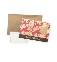 【グローブ/grove】 クリスマスエンベリッシュカード [3000円(税込)以上で送料無料]