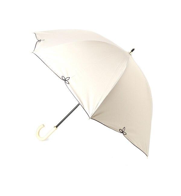 【グローブ/grove】 【WEB限定】バードゲイジワイドスカラップ長傘 [送料無料]