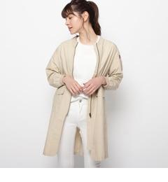 【グローブ/grove】MA-1ロングジャケット[送料無料]