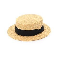 【グローブ/grove】 麦わらカンカン帽 [3000円(税込)以上で送料無料]