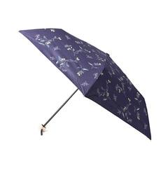 【グローブ/grove】 【WEB限定】木の実プリント折り畳み傘(晴雨兼用) [送料無料]