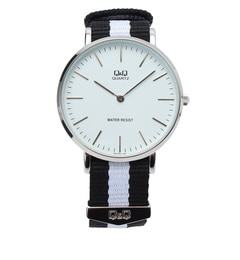 【グローブ/grove】 【WEB限定あり】Q&Qセンターラインバンド腕時計 [3000円(税込)以上で送料無料]