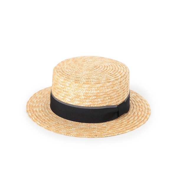 【グローブ/grove】 ストローカンカン帽