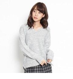 【スープ/SOUP】 Vネックニットセーター [送料無料]